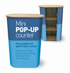 POP UP COUNTER MINI